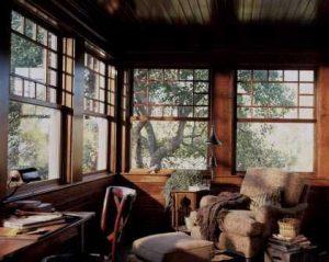 Carpintaria casa de madeira