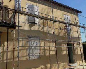 Reabilitação de casas antigas