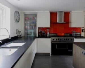 Remodelação de cozinha por medida